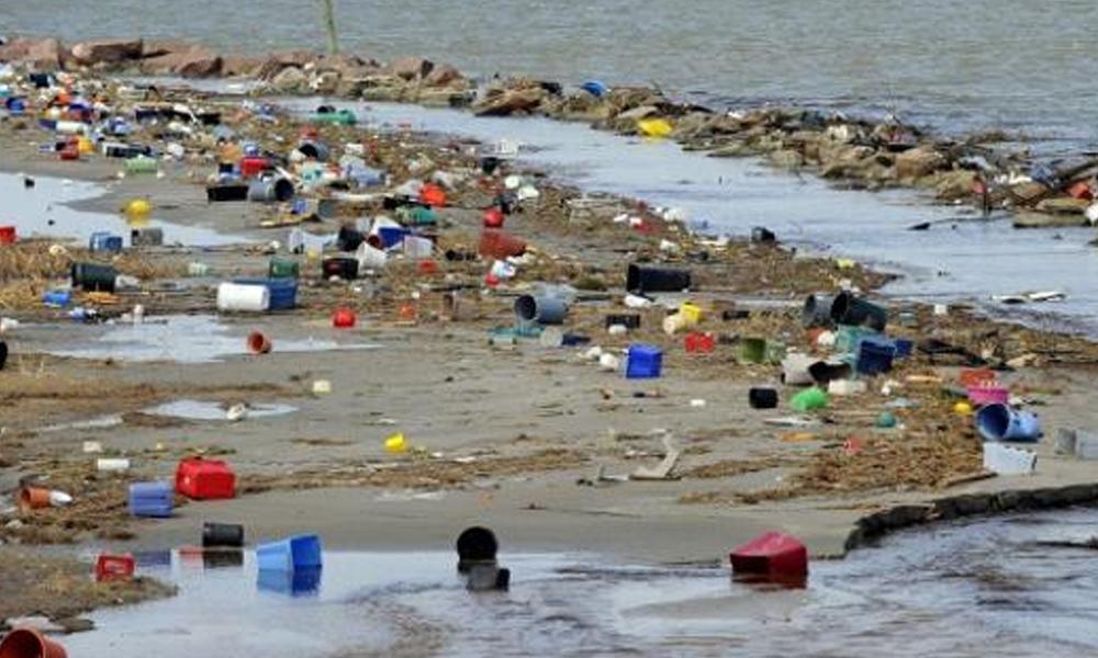 Científicos chinos advierten sobre la presencia de plástico en el oceánico