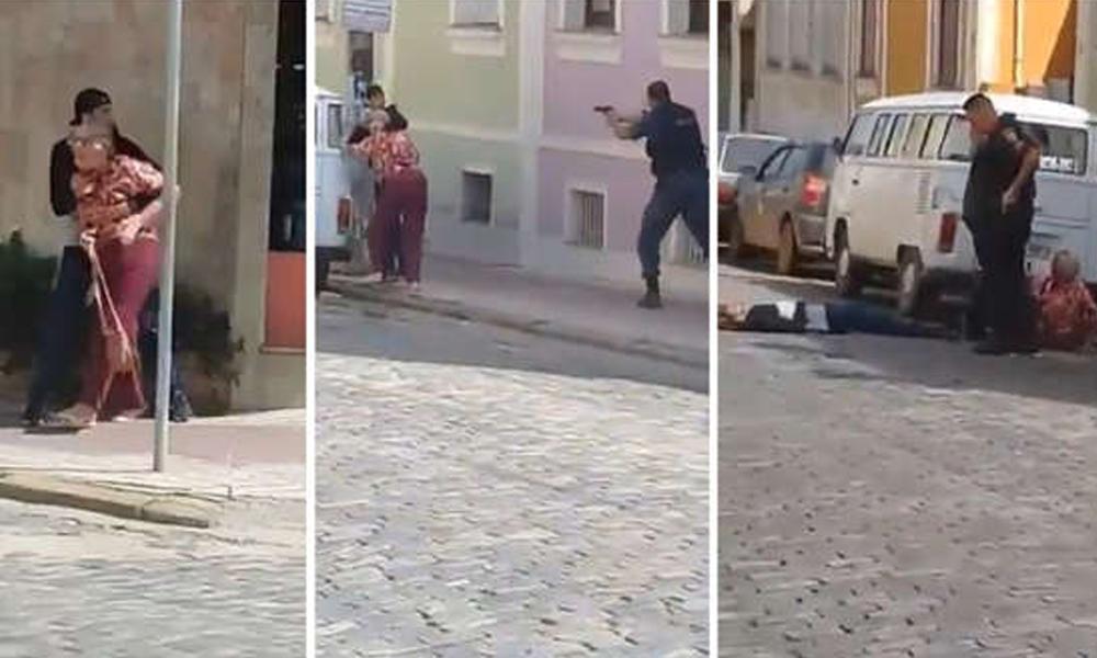 Jair Bolsonaro felicitó a los policías que mataron a un delincuente