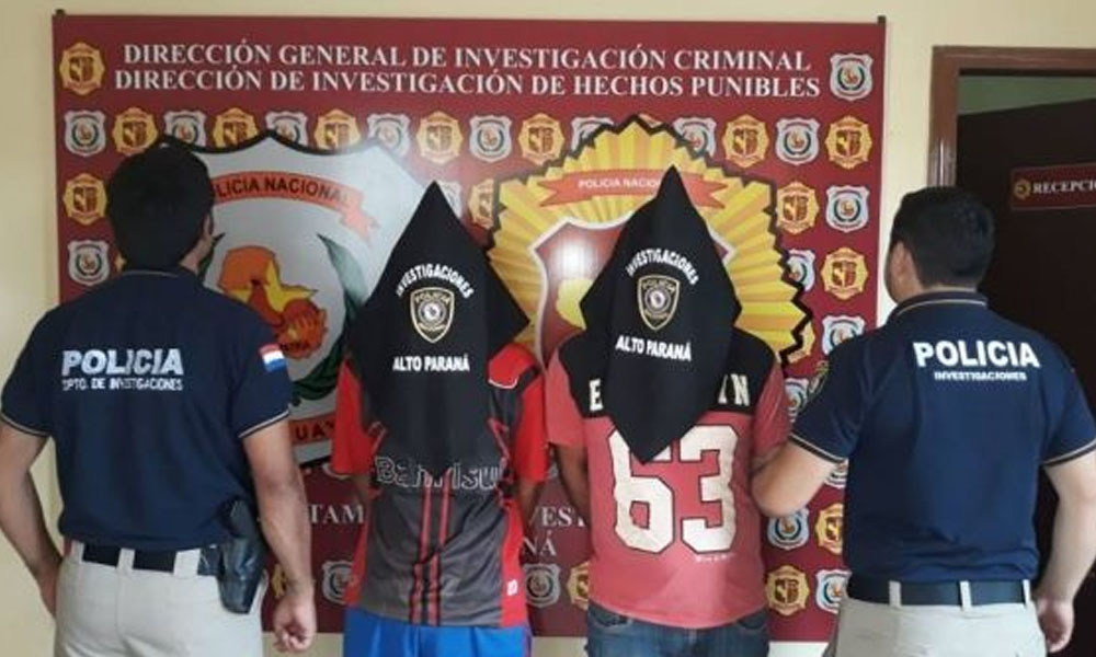 Dos lince y un uniformado imputados por secuestros y extorsión
