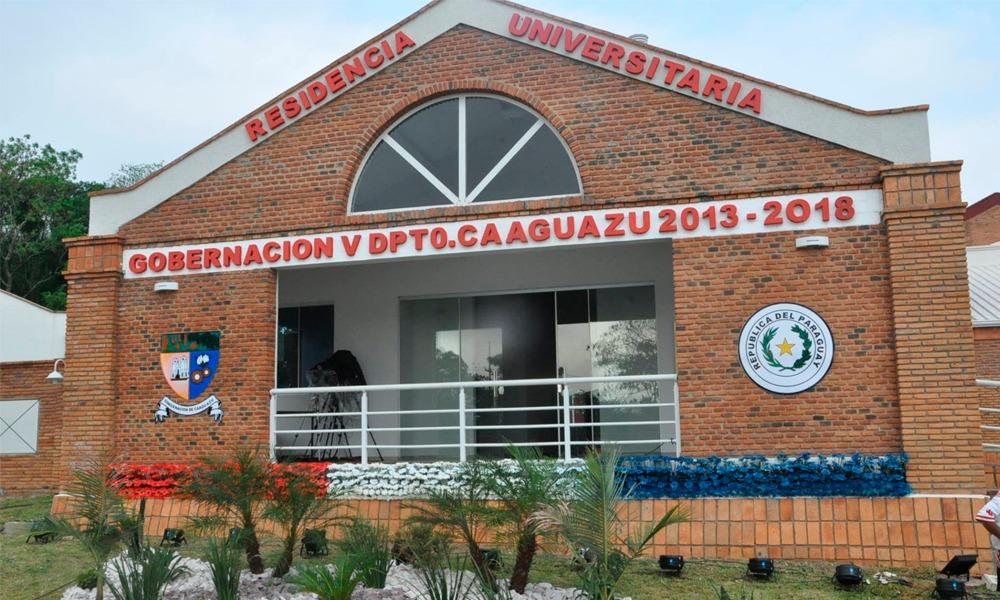 Solicitan informe de funcionamiento y reglamento de la Residencia Universitaria