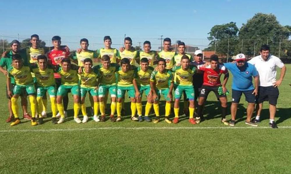 Caaguazú quedó sin representante en el Nacional de Interligas sub 19