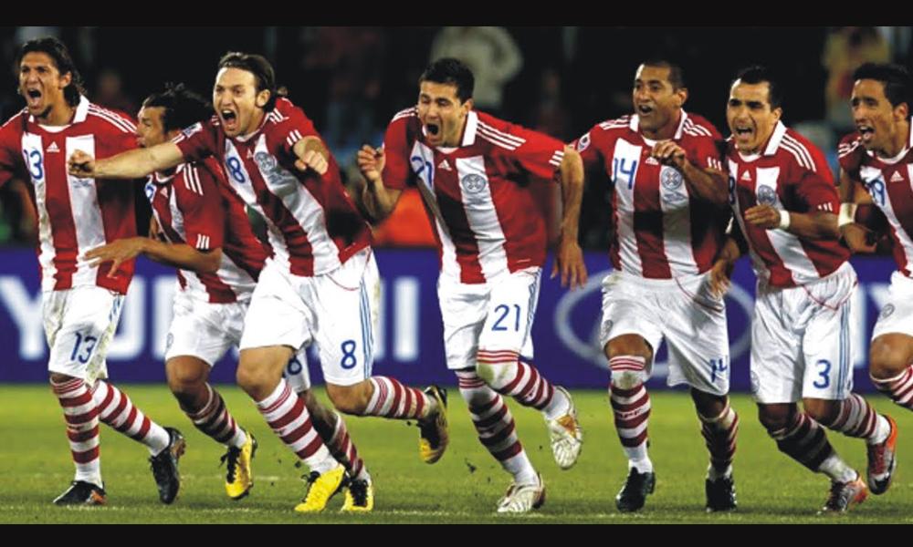 La gesta más importante de Paraguay en un mundial