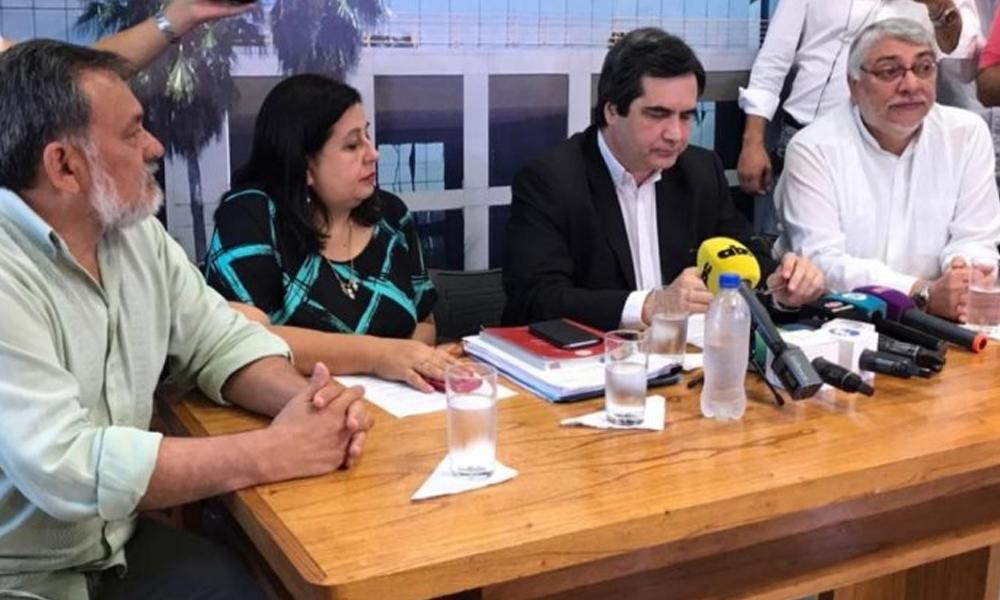 Frente Guasu defiende mandato de Maduro