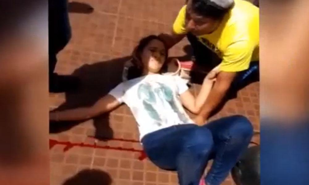 Mujer fue atacada a balazos por su expareja en Pedro Juan