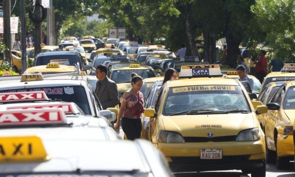Rechazan pedido de taxistas contra MUV