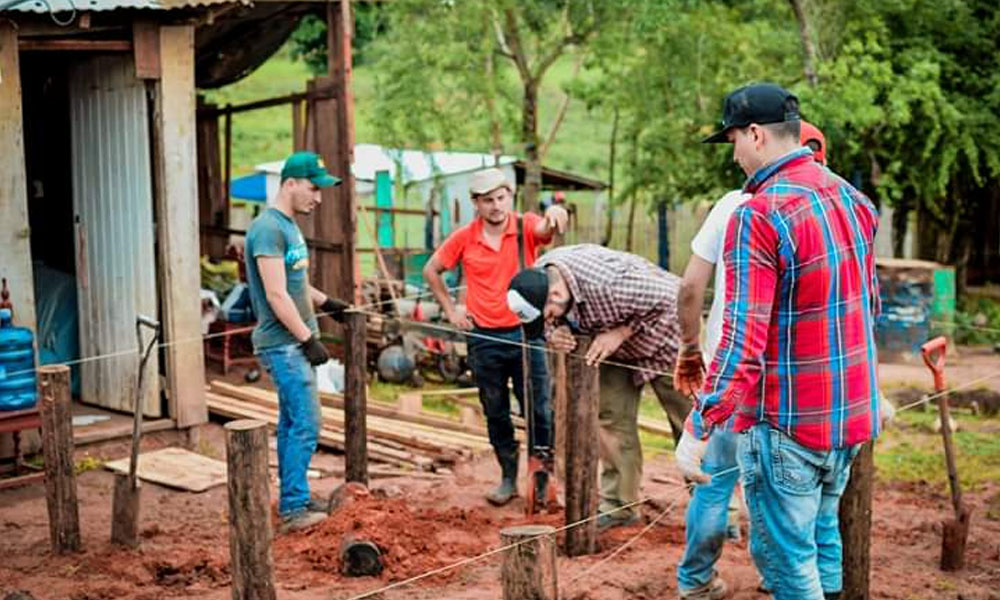 TECHO construirá viviendas de emergencia en Coronel Oviedo