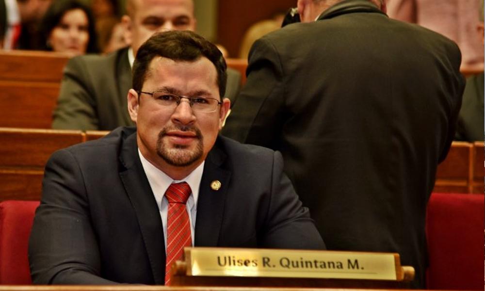 Ulises Quintana pide salir de prisión