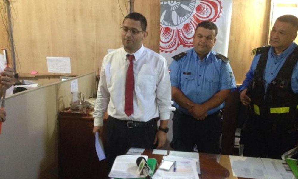 Eladio contrata a 10 PMT rejuntados del departamento Central