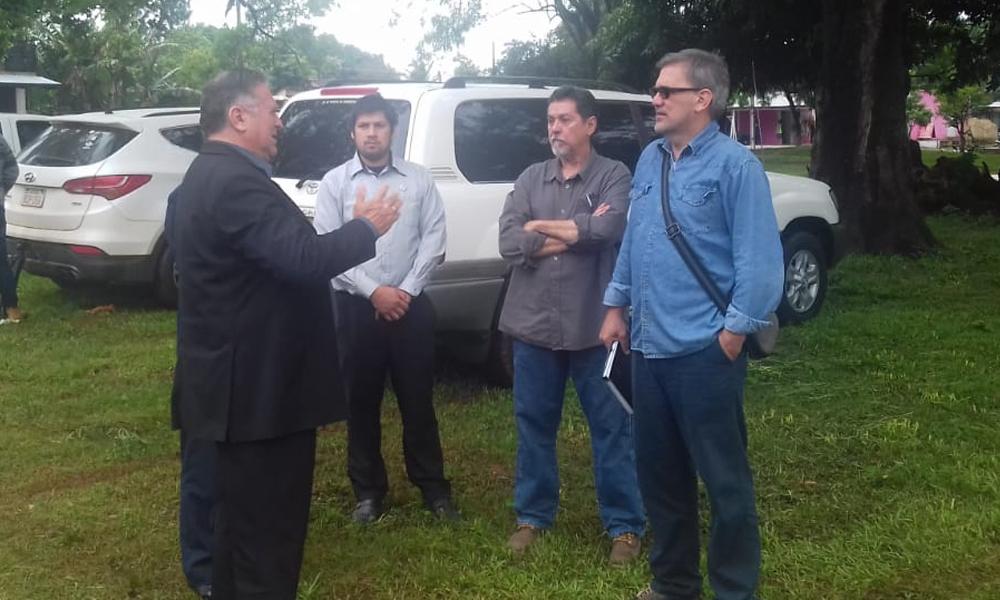 Gobernación construirá hospital en Caaguazú si Salud Pública no lo hace en el 2019