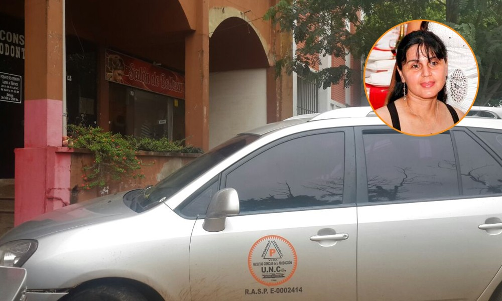 """Sábado de """"pelu"""" en vehículo de la UNCA"""
