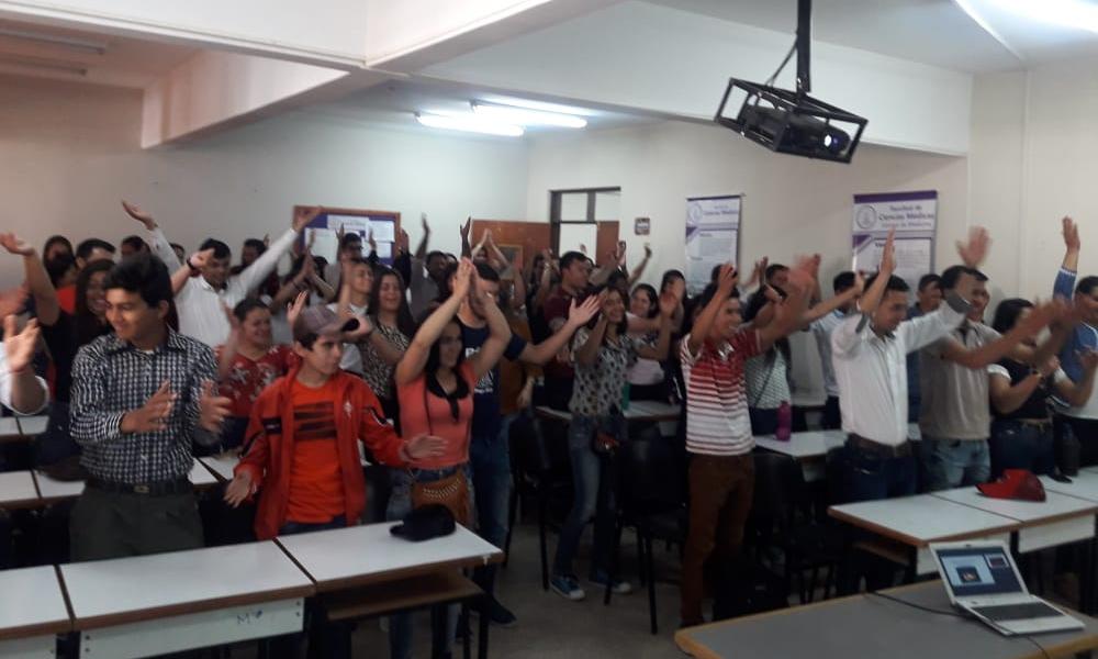 En marcha Foro Empresarial en la FCE de Coronel Oviedo