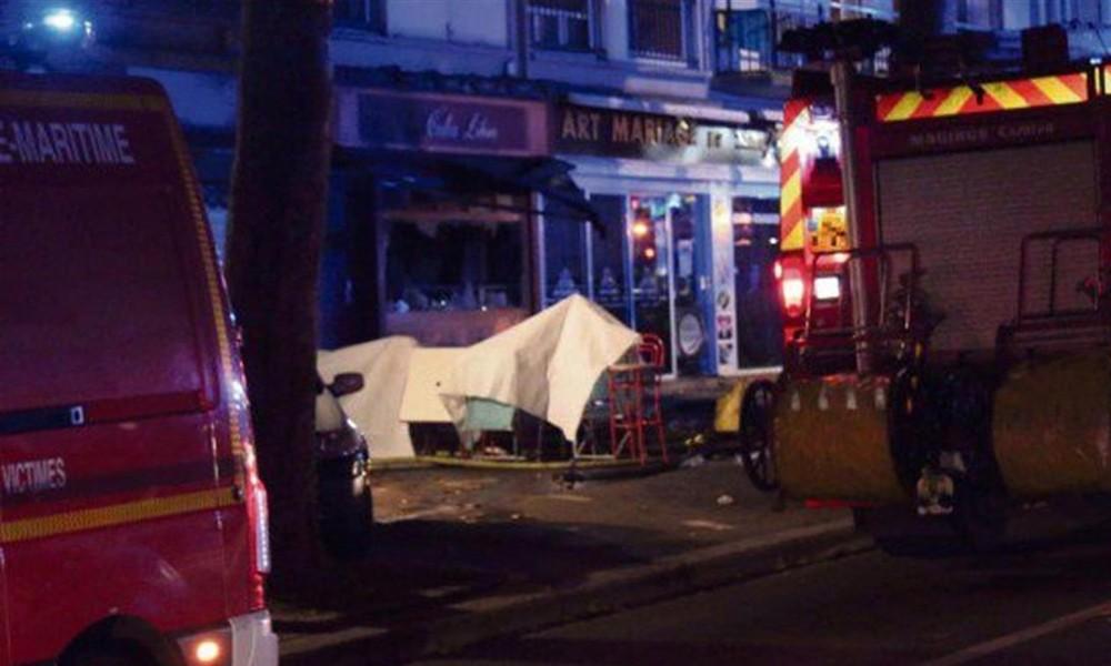 Francia: incendio en un bar deja 13 víctimas fatales