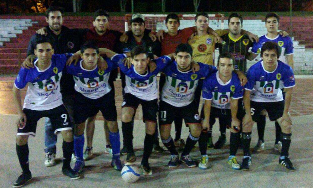 Fútbol de salón inicia Selección Juvenil C20 este martes