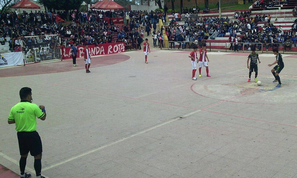 Arrancó etapa distrital del Campeonato Nacional Interescolar de la SND y MEC