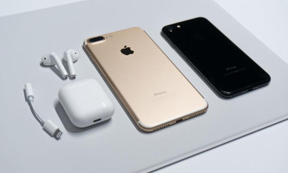 Este viernes sale a la venta el iPhone 7