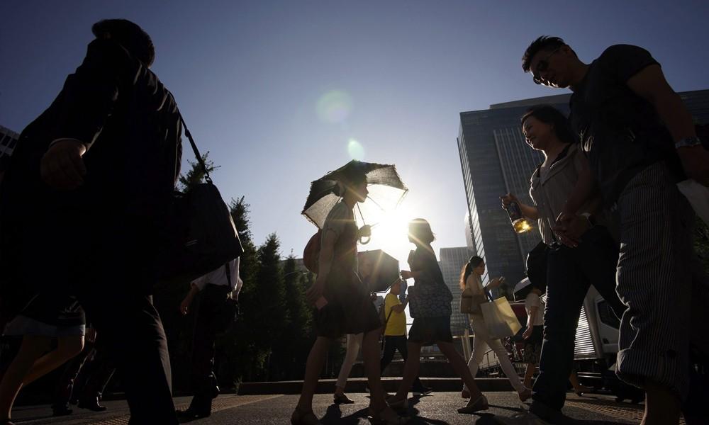 Ola de calor deja 12 muertos y más de 800 hospitalizados en Japón