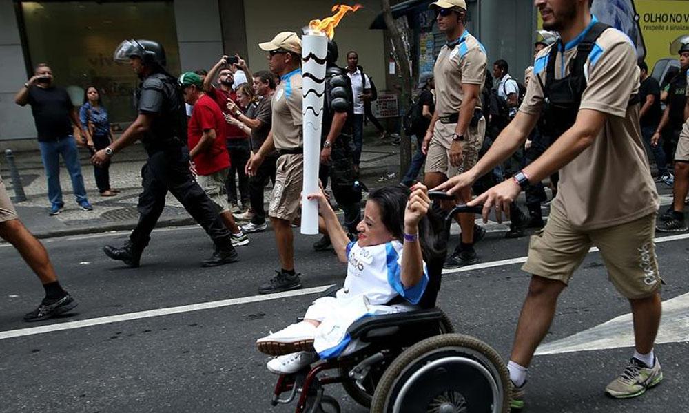 Este miércoles inician los Juegos Paralímpico 2016