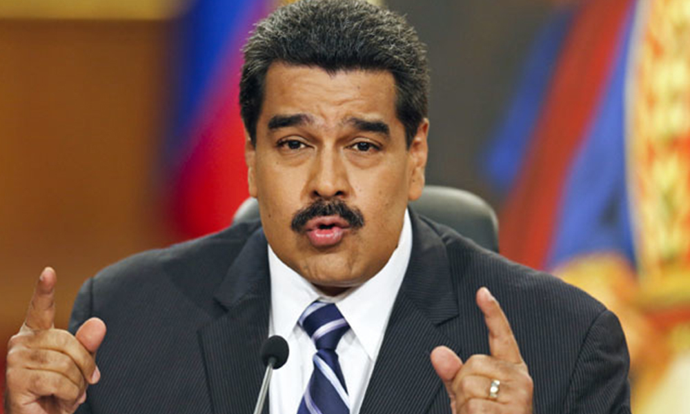Nicolás Maduro anuncia acciones legales contra EEUU tras las sanciones a la petrolera venezolana PDVSA