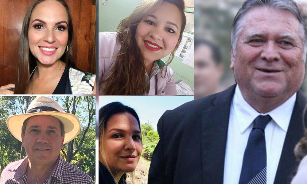Alejo Ríos admite nepotismo y da a entender que críticas surgen porque parientes son de Caaguazú