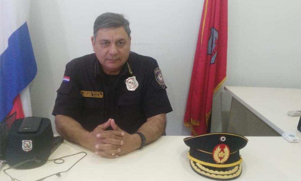 Gregorio Ávalos nuevo jefe de Seguridad Ciudadana