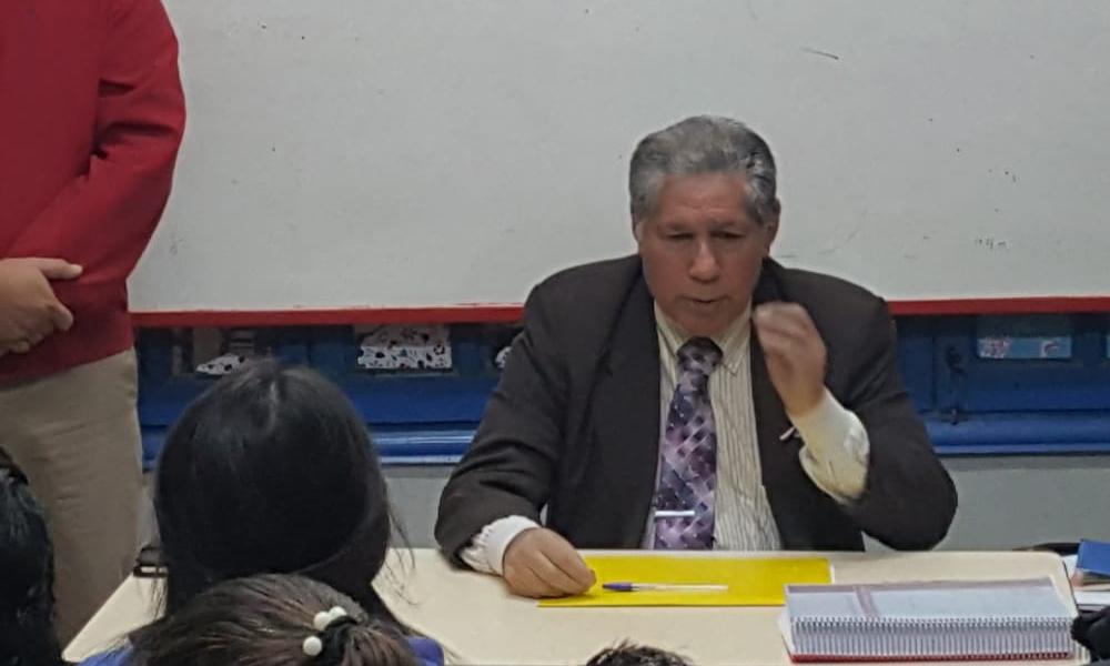 Oscar Escobar afirma que Hugo Giménez debe irse en diciembre