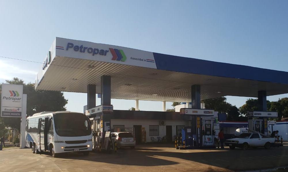 Petropar mantiene precios a pesar de incrementos