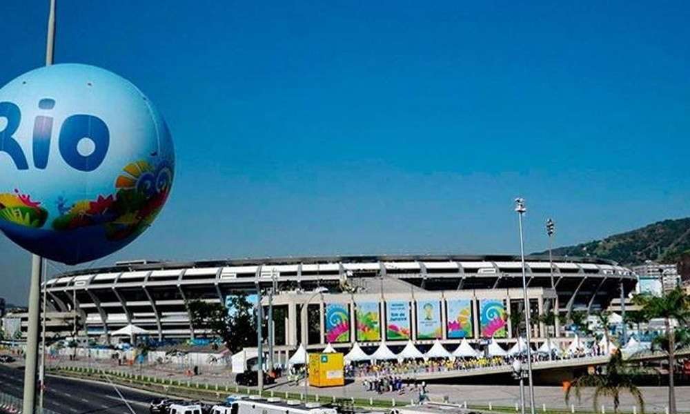 Rio 2016: El Maracaná se blinda antes de apertura