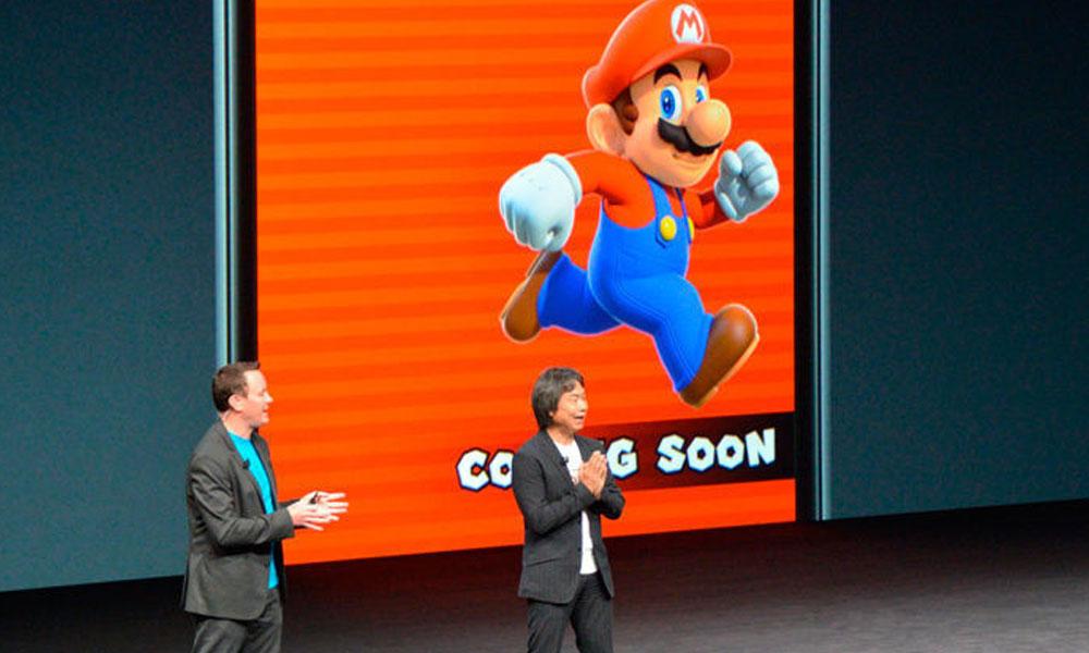 Super Mario llega a iPhone, la nueva estrategia de Nintendo