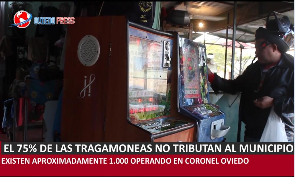 Eladio informa que solo cuatro locales explotan tragamonedas en Coronel Oviedo