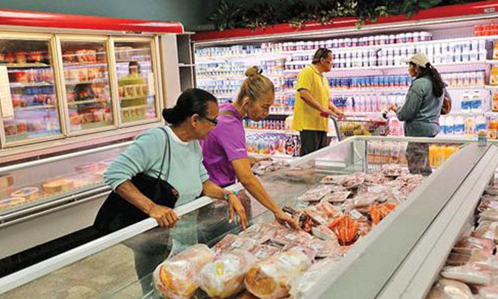 Inflación en Venezuela llega al 248,6% en siete meses